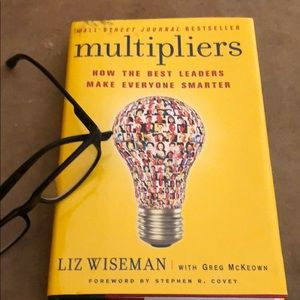 Book- multipliers (leaders)